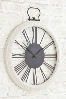 Wooden Fob Clock