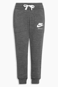 Nike Grey Gym Vintage Capri