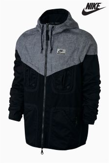 Nike Black International Jacket