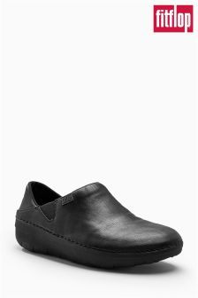 FitFlop™ Black Superloafer™