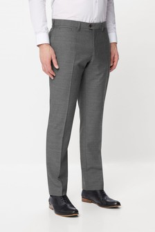 Wool Blend Trousers