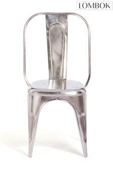 Lombok Artisan Metal Chair