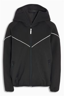Sporty Hooded Bomber (3-16yrs)