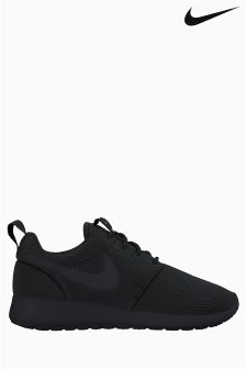 Nike Black Roshe 1 Shoe