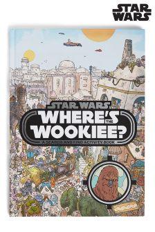 Star Wars™ Where's Wookiee Book