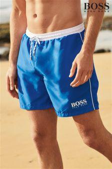 Hugo Boss Blue Starfish Swim Short