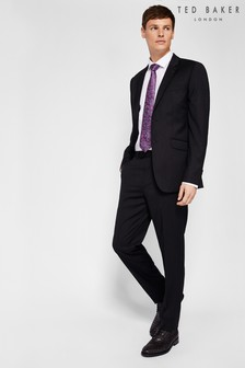 Ted Baker Black Suit Trousers