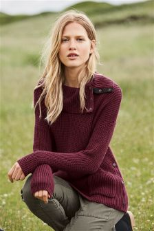 Popper Sweater