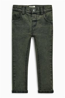 Mineral Acid Wash Jeans (3mths-6yrs)