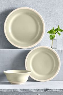 12 Piece Chiltern Dinner Set