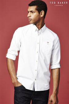 Ted Baker Newway End On End Shirt