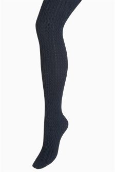 Rope Cable Tights