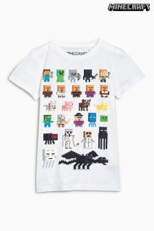 Minecraft Icon T-Shirt (4-14yrs)