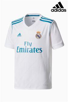 adidas Real Madrid 2017/18 Replica Jersey