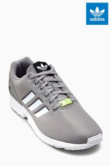 adidas Originals Grey ZX Flux