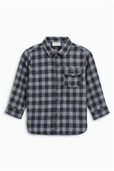 Brushed Check Shirt (3mths-6yrs)