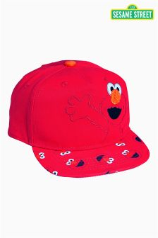 Elmo Cap (Younger Boys)