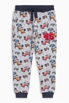 Car Print Joggers (3mths-6yrs)