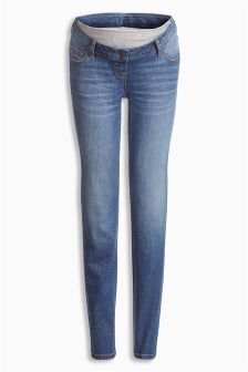 Authentic Slim Maternity Jeans