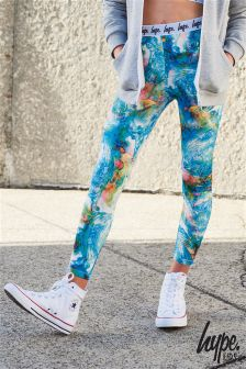 Hype Printed Legging