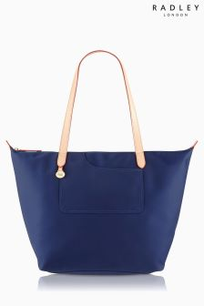 Radley® Navy Pocket Essentials Tote Bag