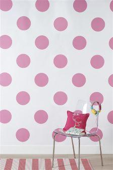 Large Spot Wallpaper