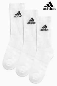 adidas Logo Socks Three Pack