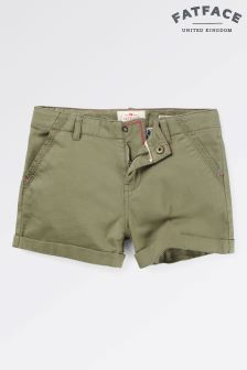 Fat Face Light Khaki Alice Chino Short