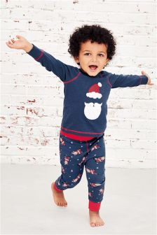 Santa Pyjama Set (9mths-8yrs)