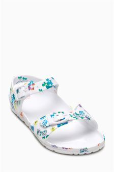 Beach Buckle Sandals (Younger Girls)