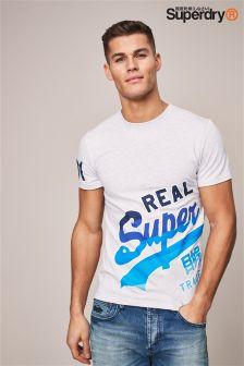 Superdry Super Script Logo T-Shirt
