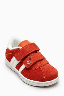 Stripe Trainers (Younger Girls)