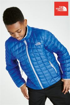 The North Face® Blue Thermoball Jacket