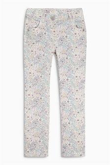 Printed Skinny Trousers (3mths-6yrs)