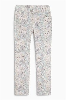 Printed Skinny Trousers (3mths-6yrs)