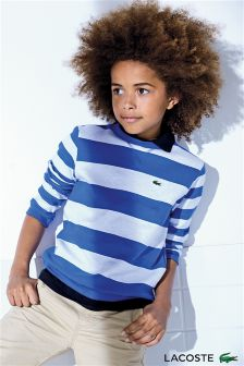 Lacoste® Stripe Sweater