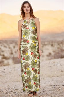 Layer Maxi Dress