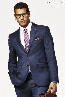 Ted Baker Navy GenieJ Suit: Jacket