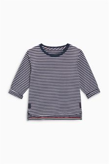Breton Stripe Long Sleeve T-Shirt (3mths-6yrs)
