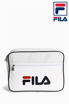 Fila White Messenger
