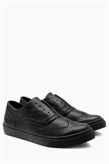 Brogue Trainers