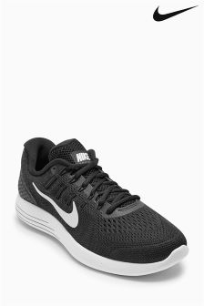 Nike Run Black Lunarglide