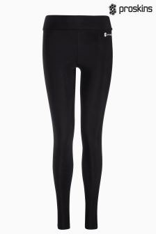 Proskins Gym Black Slim Full Length Legging
