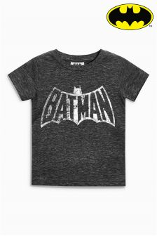 Short Sleeve Batman® T-Shirt (3mths-6yrs)