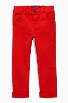 Soft Stretch Twill Trousers (3mths-6yrs)