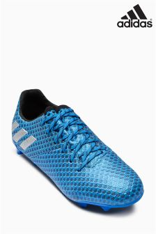 adidas Messi 16.1 Firm Ground Blue Football Boot