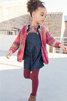 Chunky Knit Cardigan (3mths-6yrs)