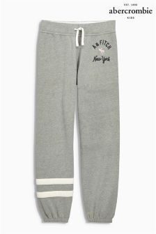 Abercrombie & Fitch Grey Core Jogger