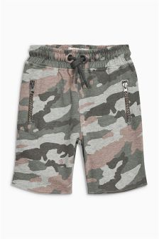Zip Pocket Shorts (3-16yrs)