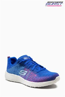 Skechers® Blue/Pink Sport Burst Ellipse